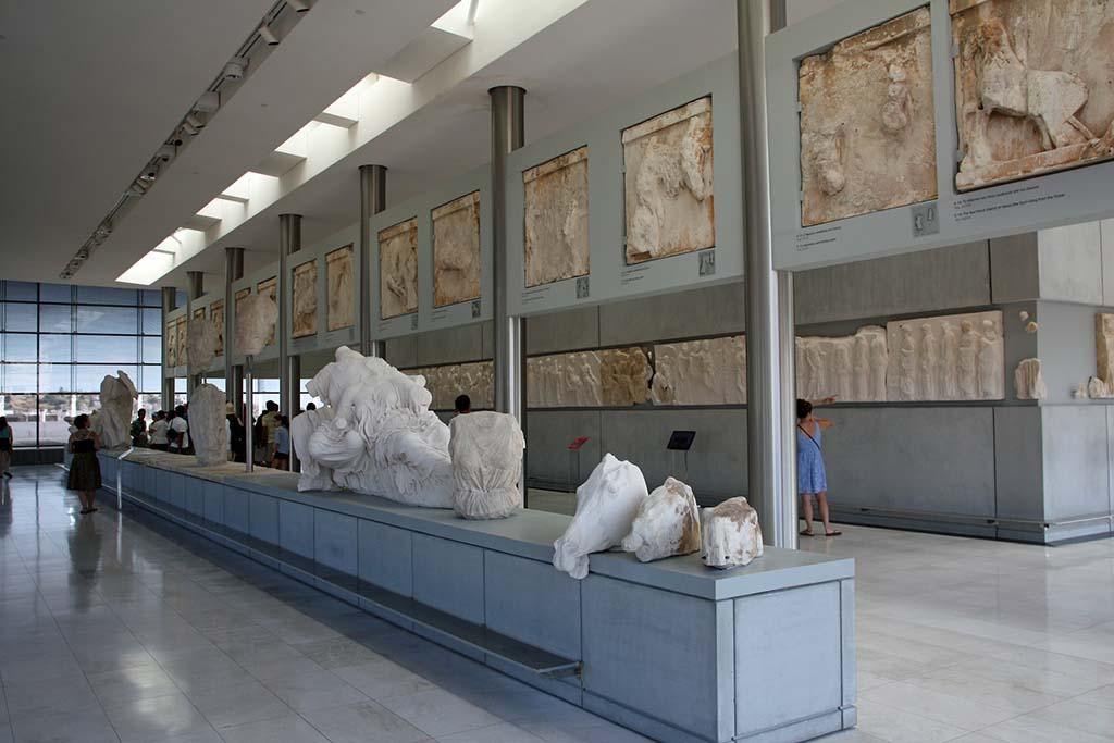 Новый музей Акрополя, Афины — что посмотреть