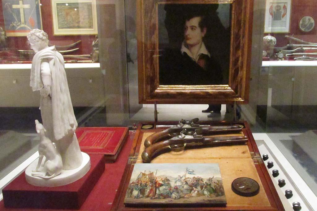 Музей Бенаки в Афинах, фото