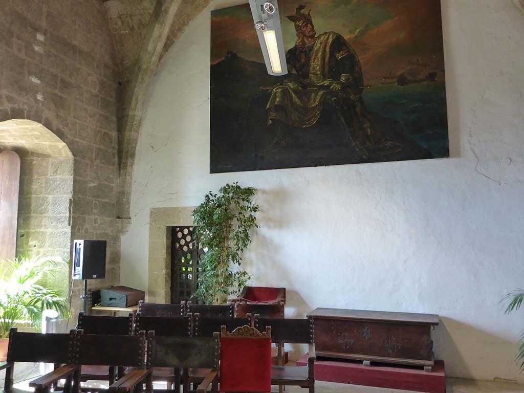 Когда лучше посетить замок Бельвер на Майорке