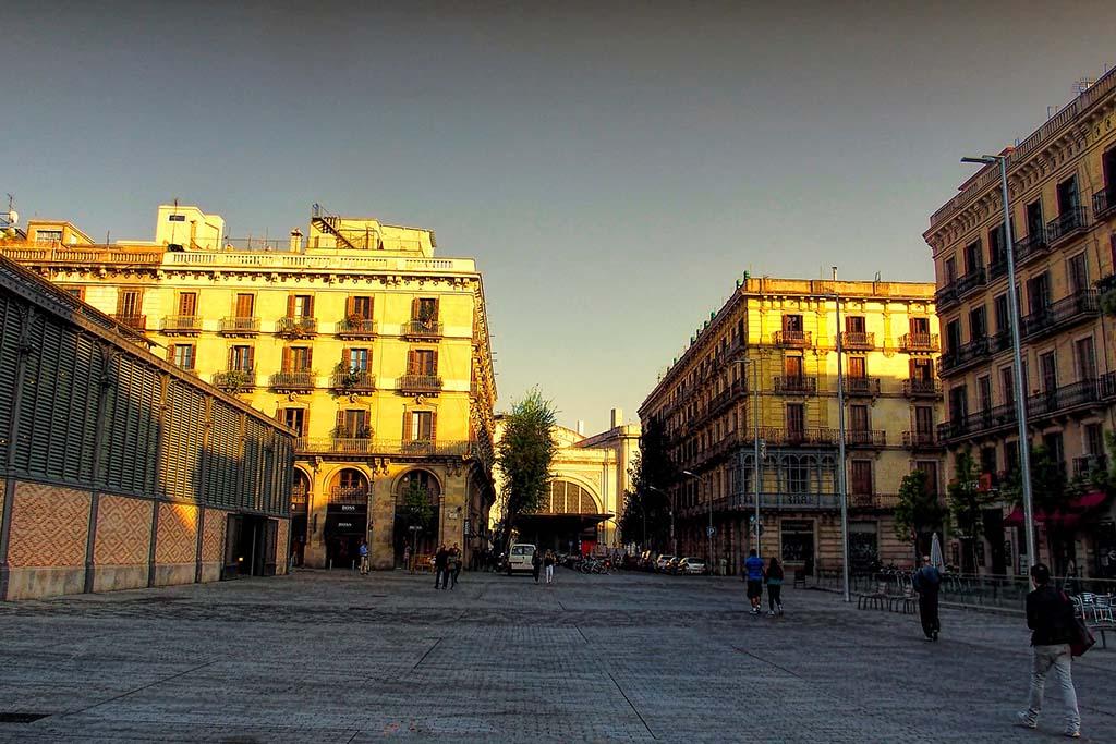 Ццентр Барселоны