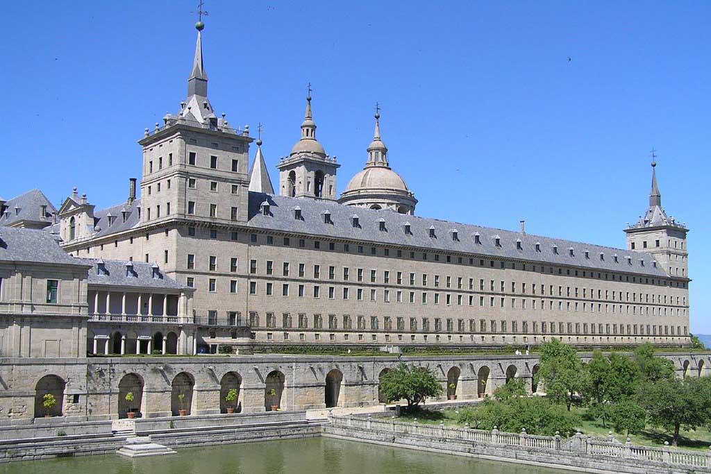 Дворец-монастырь Эскориал, Испания