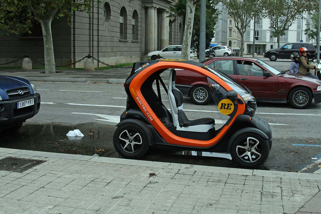 Аренда автомобилей в Барселоне