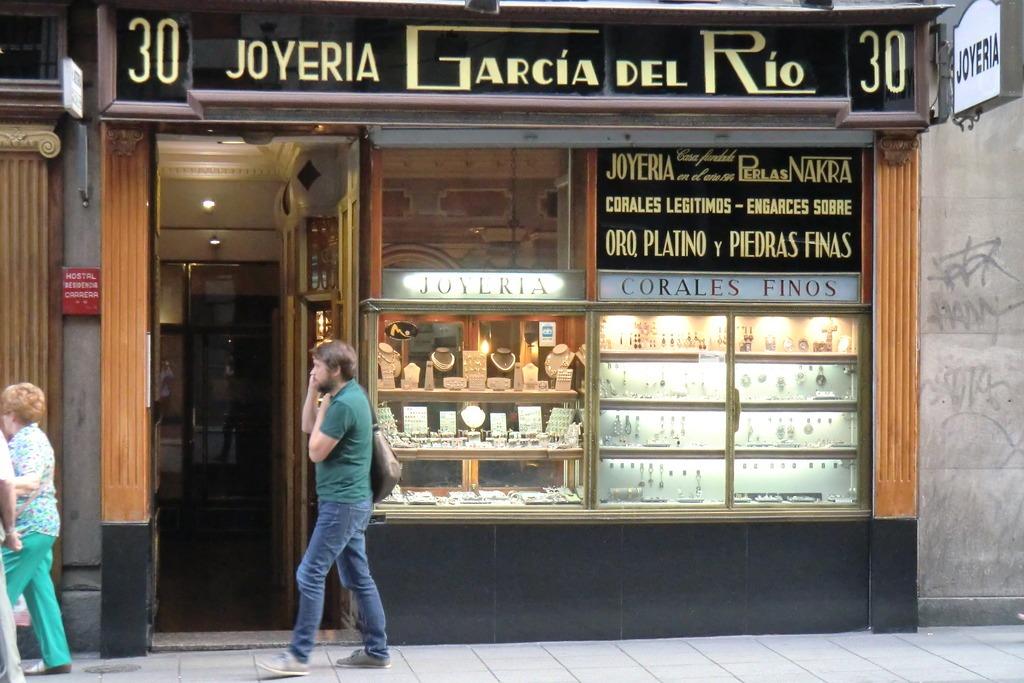 Где купить украшения в Испании