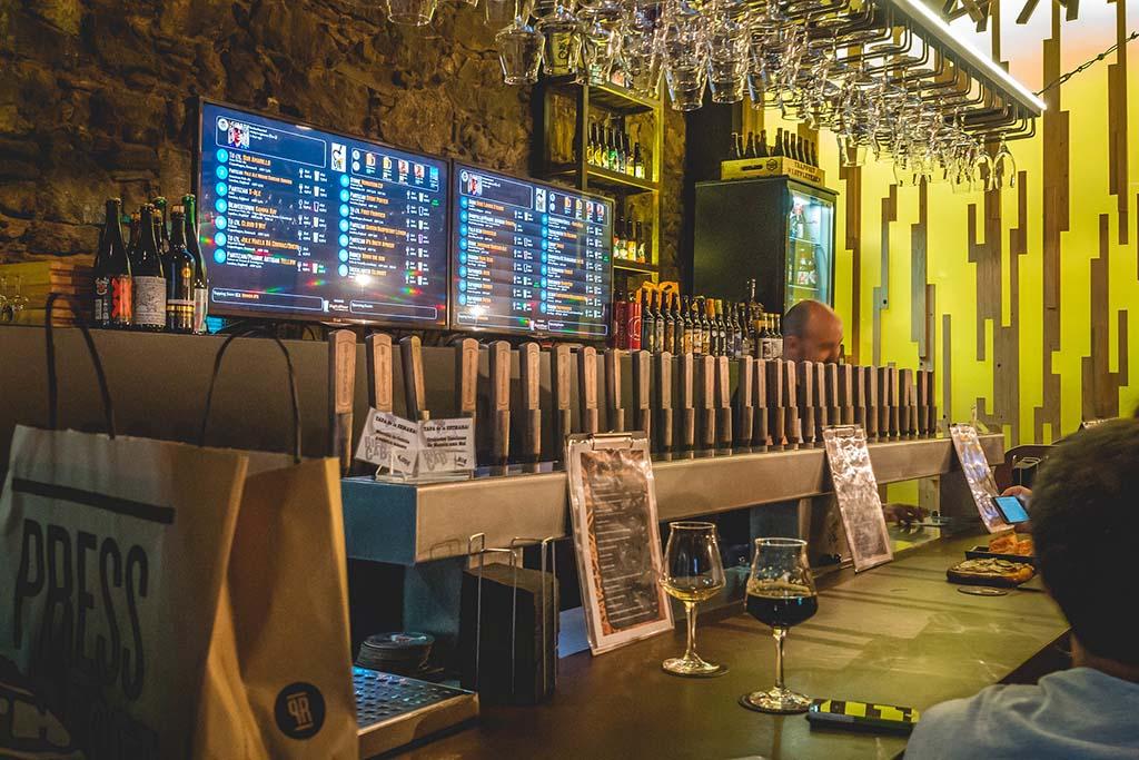 Пивоварни Барселоны