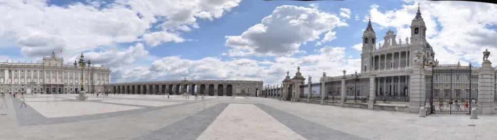 Кафедральный собор Альмудена в Мадриде, Испания
