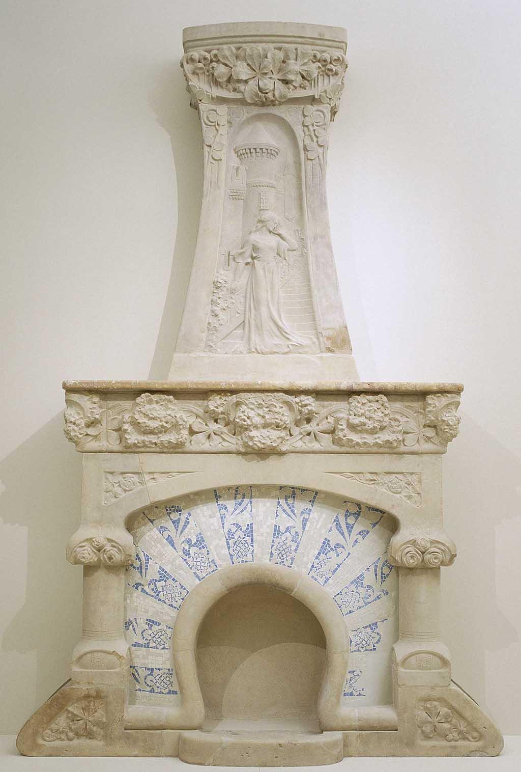 Коллекции в национальном музее искусства в Барселоне