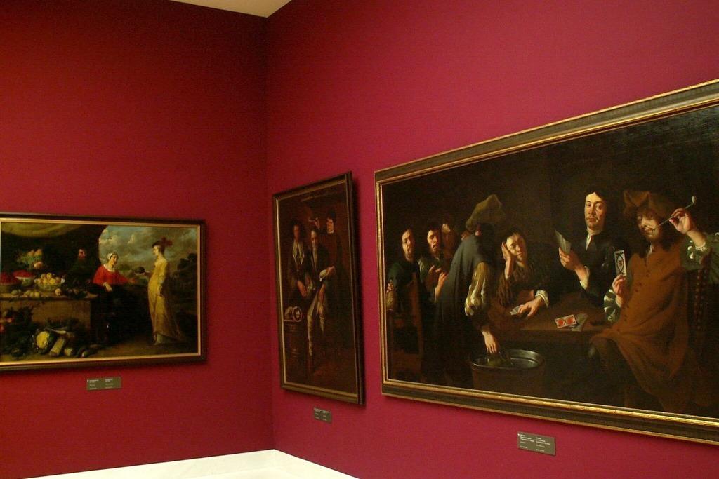 Что посмотреть в Любляне в Narodna Galerija