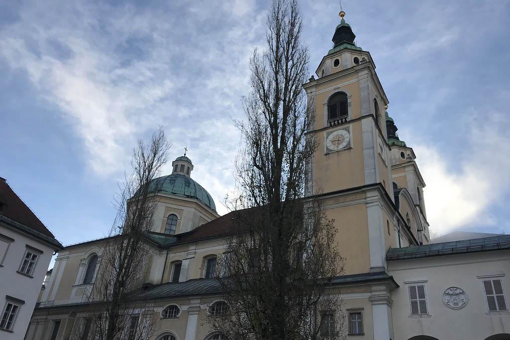 Собор св.Николая в Любляне