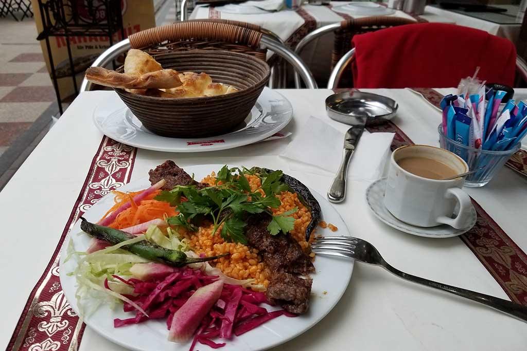 Что едят в Турции