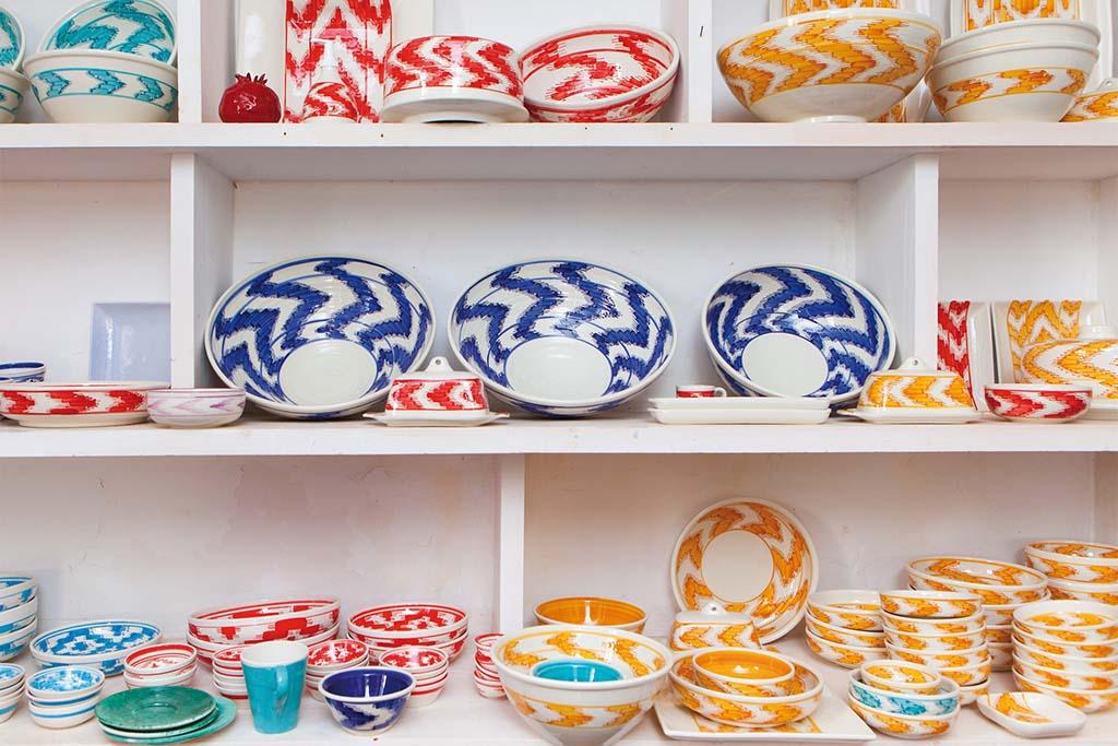 Керамика из Портолы — сувениры ручной работы на Мальорке