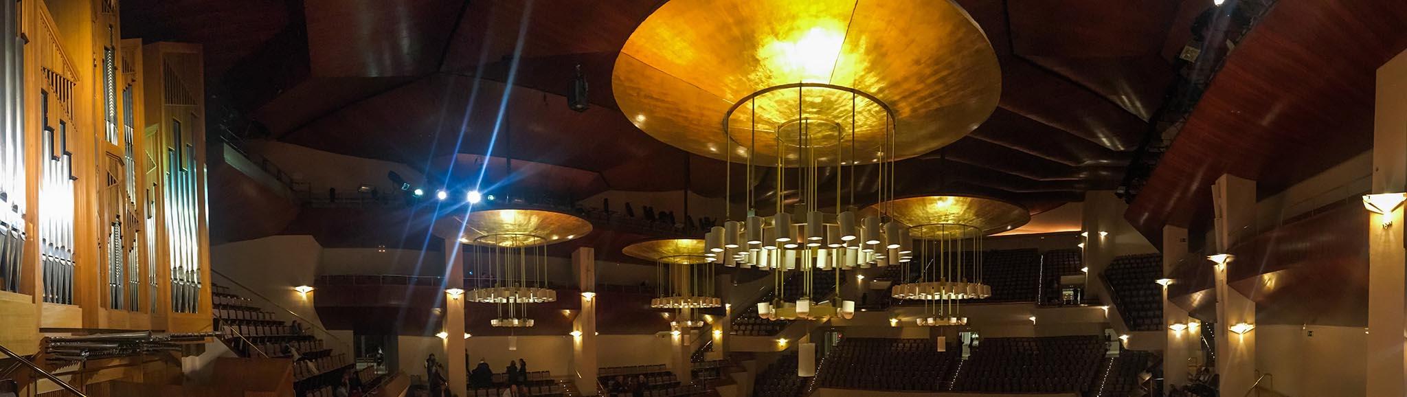 Мадрид — Концертный зал Аудиториум
