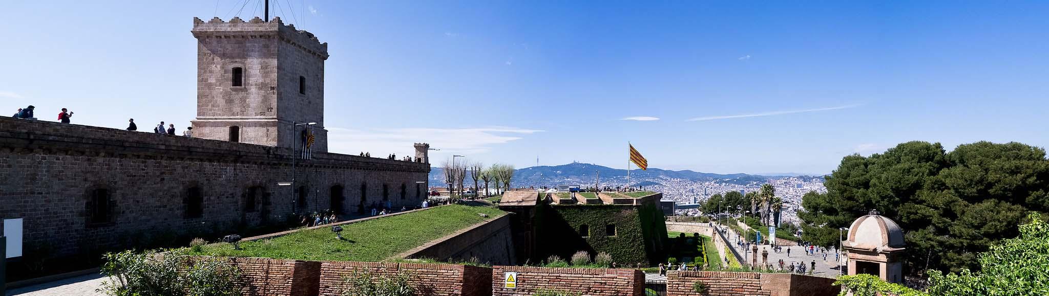 Крепость Монтжуик, Барселона