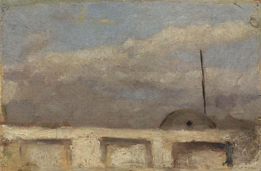 Первая картина Пикассо в Барселоне