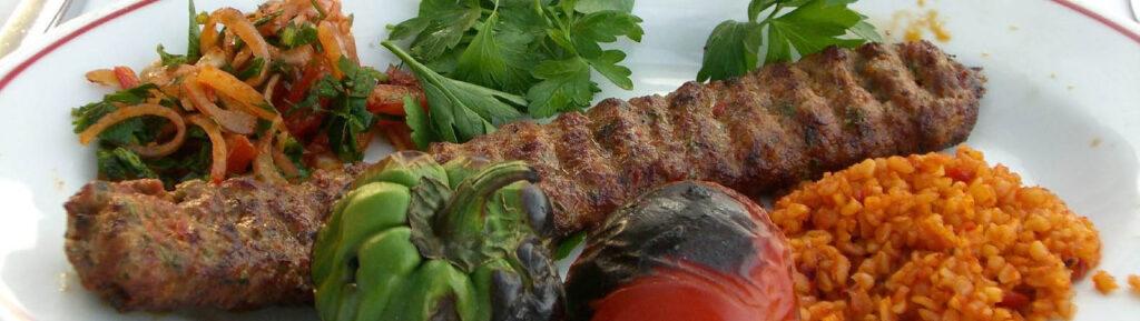 Традиционная турецкая кухня