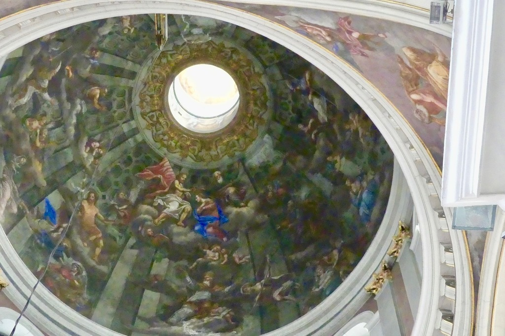 Что посмотреть в церкви Святого Николая в Любляне