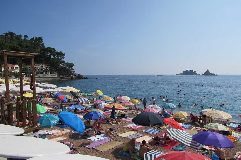 Черногория, погода в июле