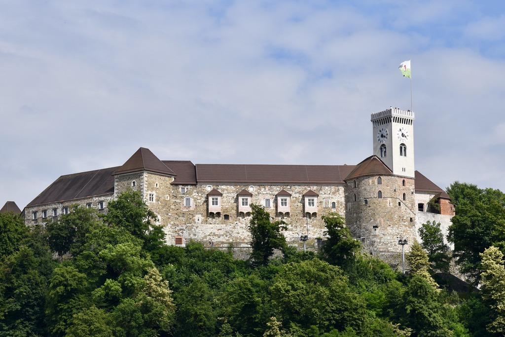 Достопримечательность Словении — Люблянский замок