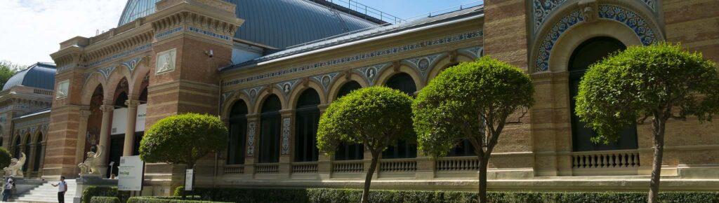Дворец Веласкеса в Мадриде, Испания