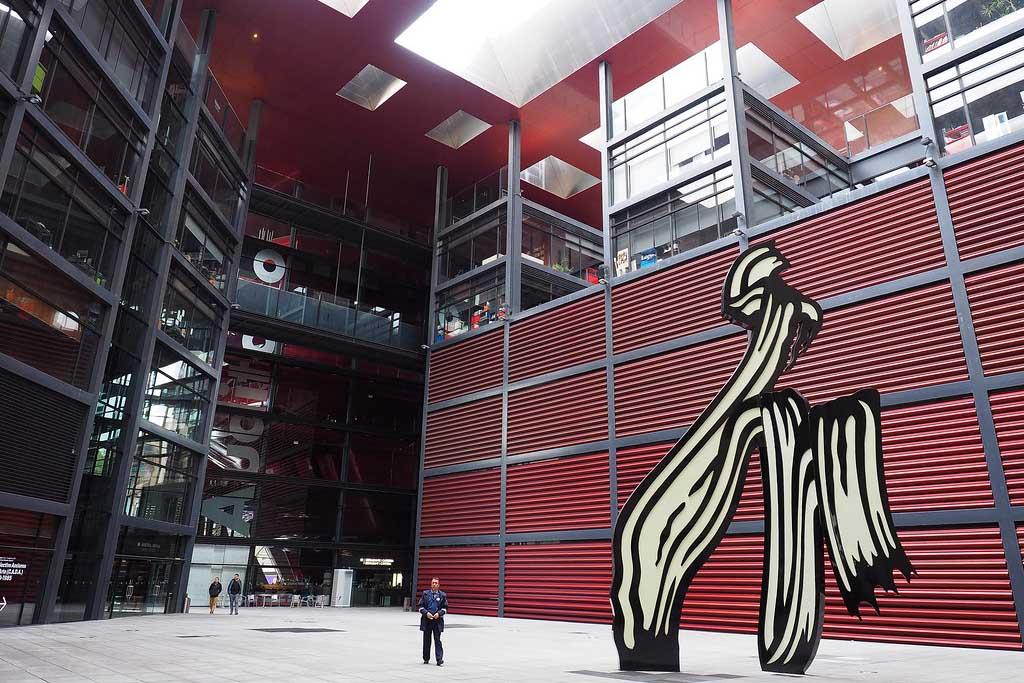 Музей королевы Софии — достопримечательность в Мадриде