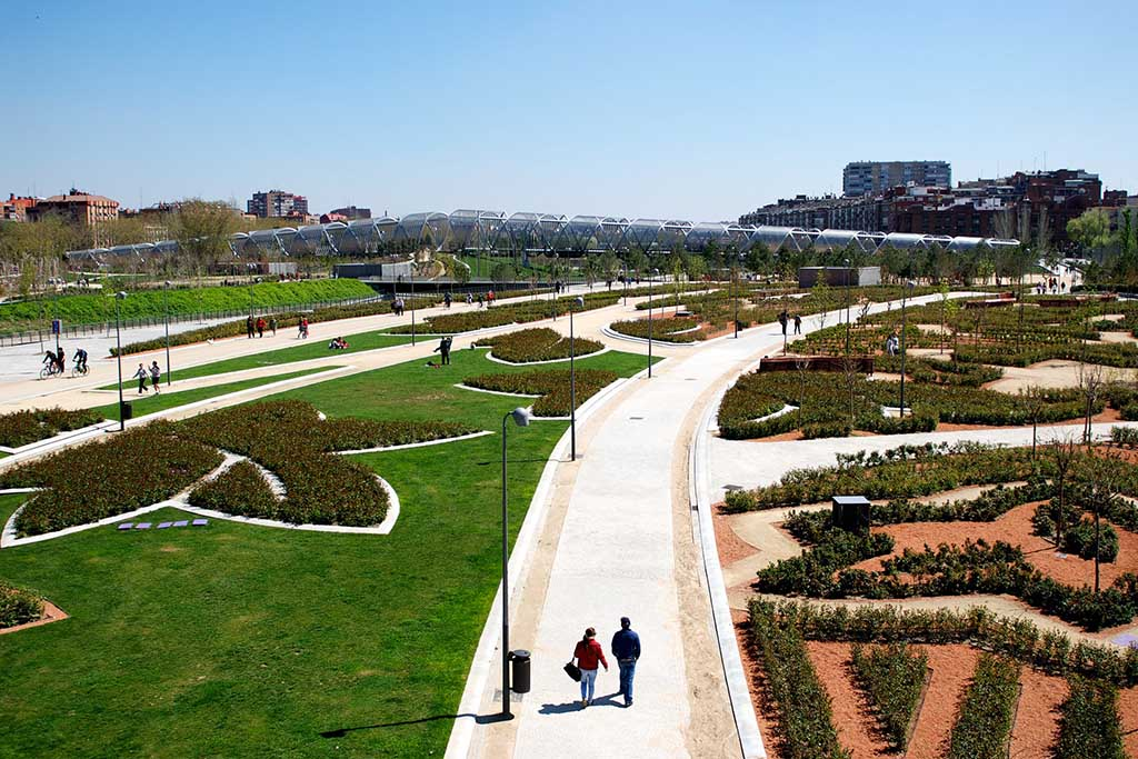 Мадрид Рио — как добраться до парка
