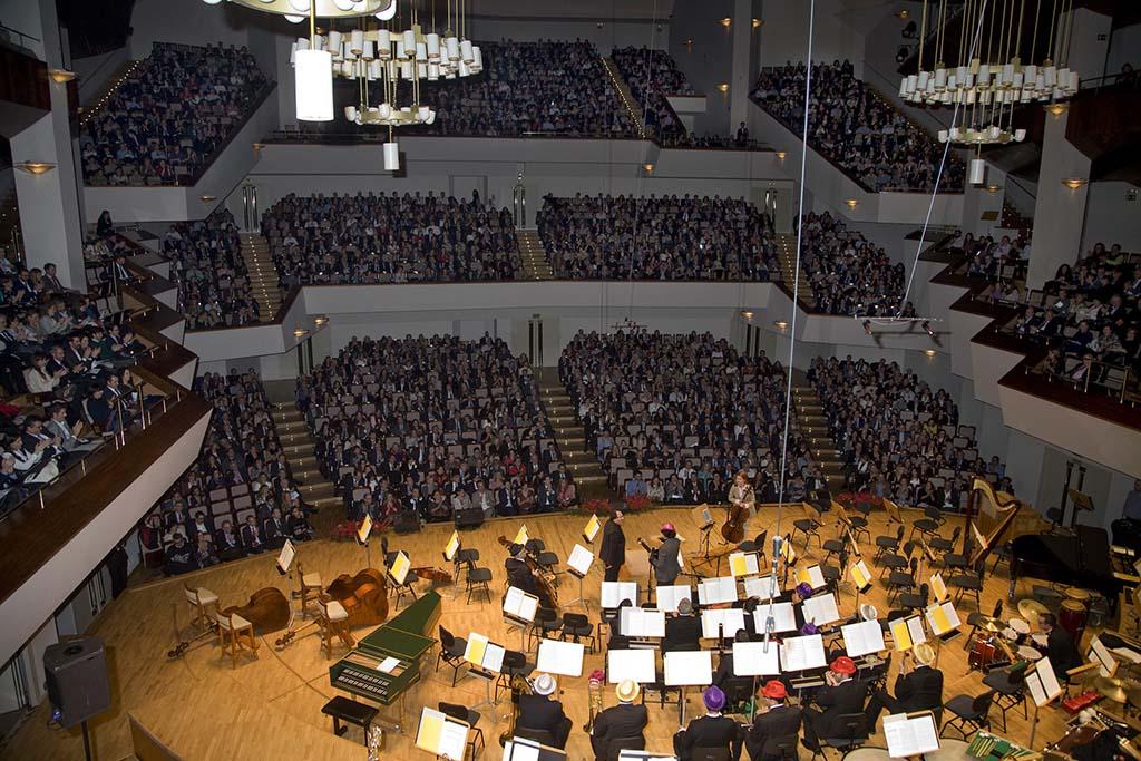 Когда лучше посетить концертный зал в Мадриде