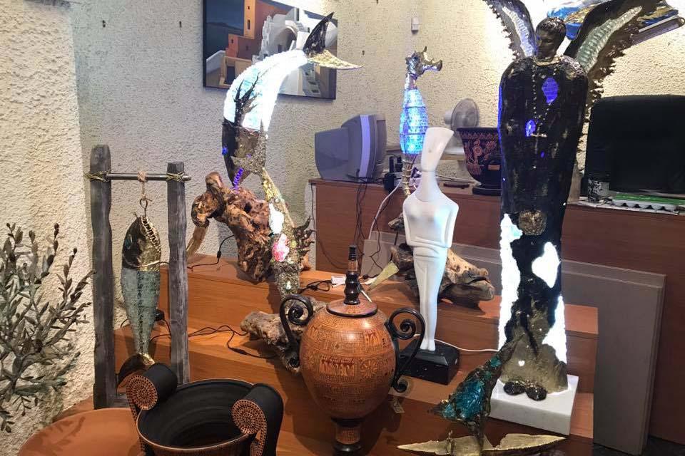 Изделия из керамики в Афинах