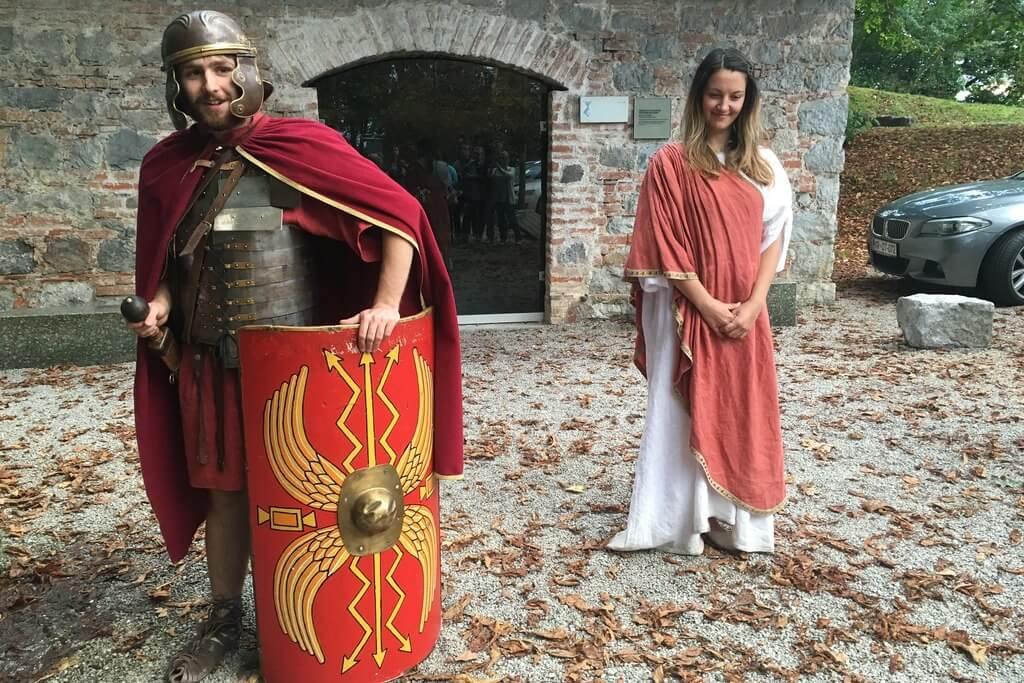 Мероприятия в Люблянском замке