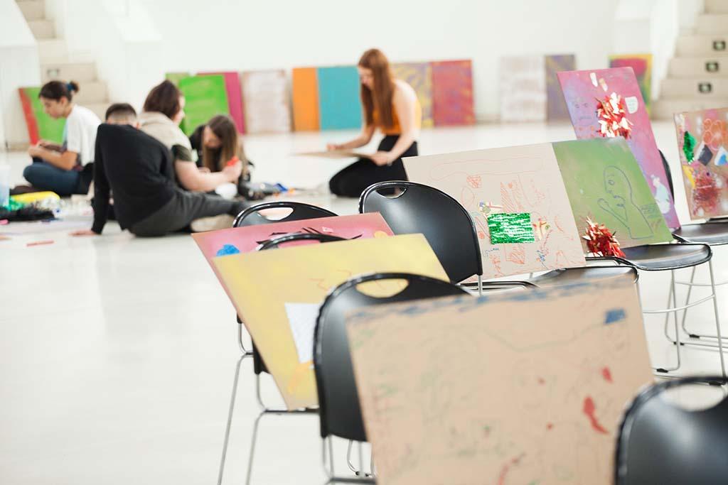 Мероприятия для детей и взрослых в музее Пикассо, Барселона