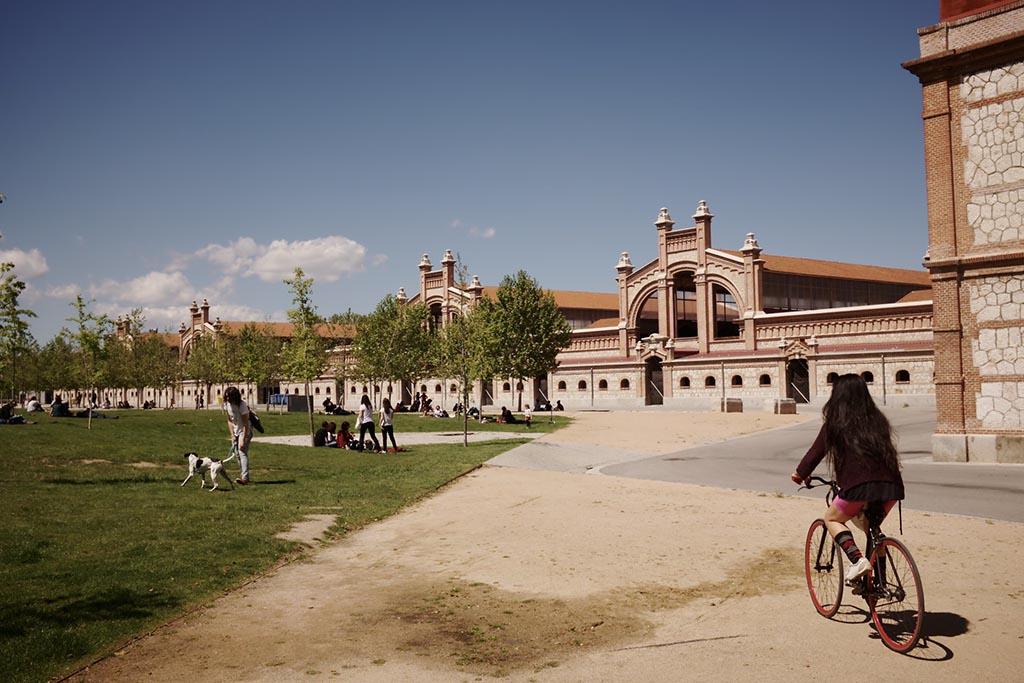Мадрид — Международный центр искусства Матадеро