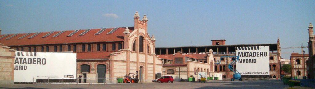 Международный центр искусства и творчества Матадеро Мадрид