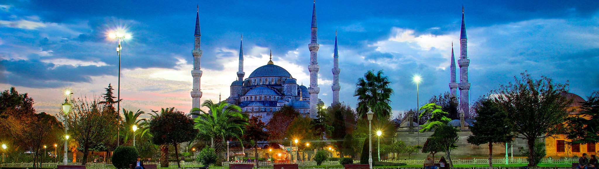 Blue Mosque, Стамбул