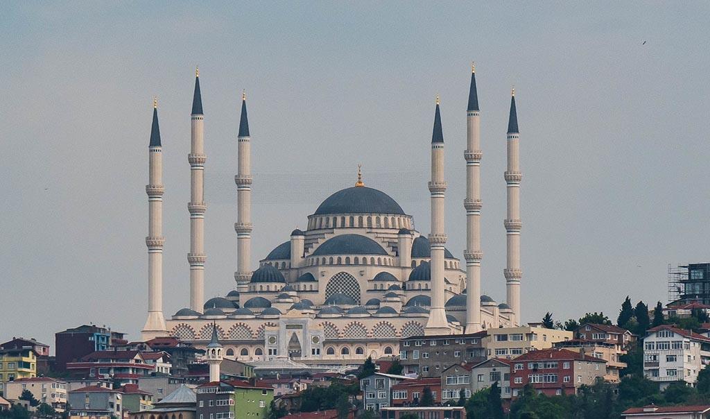 Мечеть Чамлыджа, фото