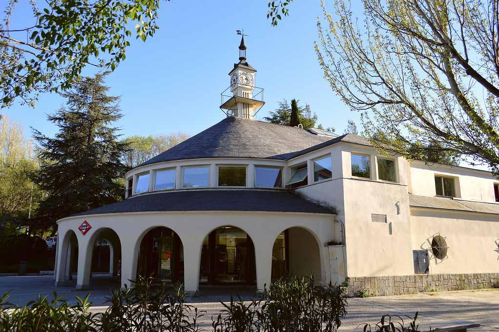 Как доехать до парка Каса де Кампо в Мадриде