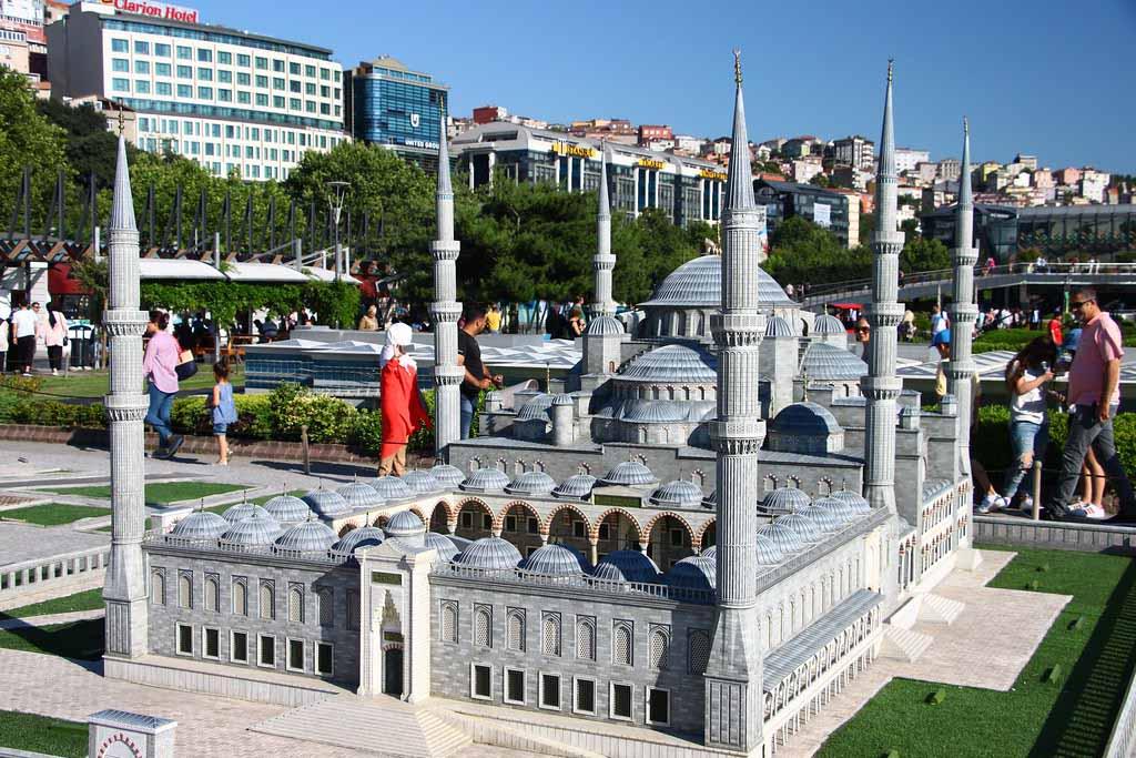 Миниатюрк, Стамбул
