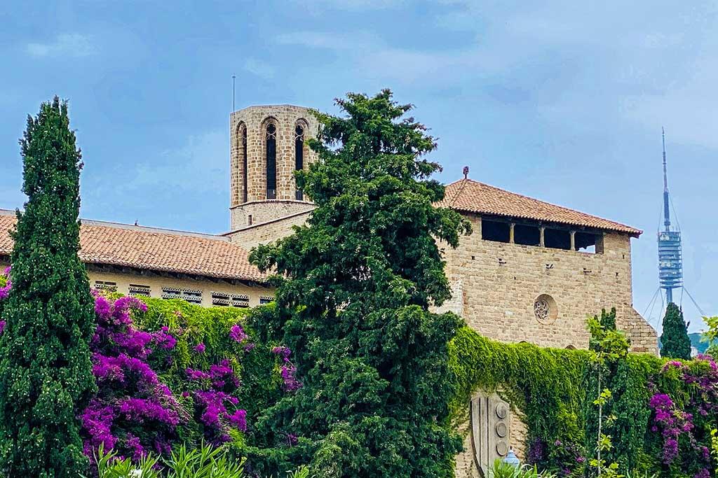 Когда лучше посетить монастырь Педральбес