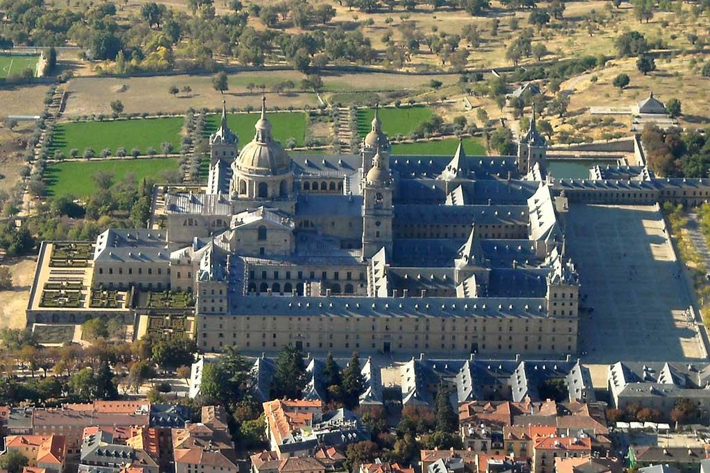 Дворец Эскориал, Мадрид