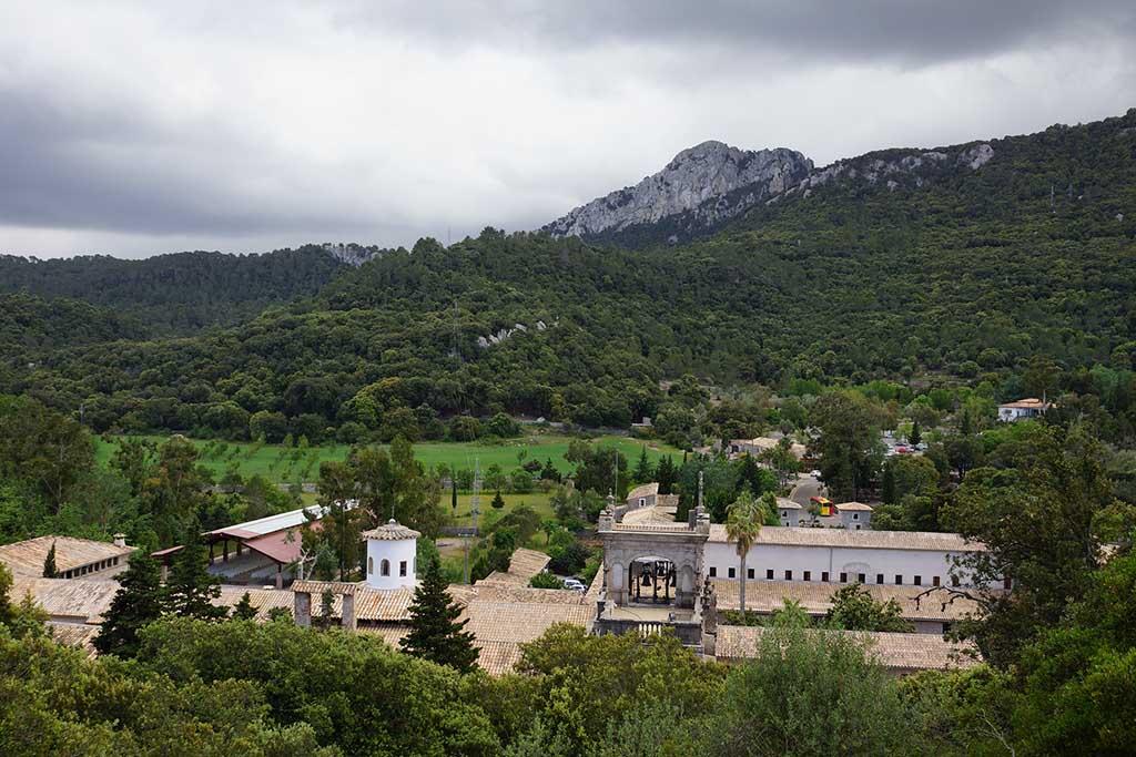 Отдых в монастыре Льюка — Майорка