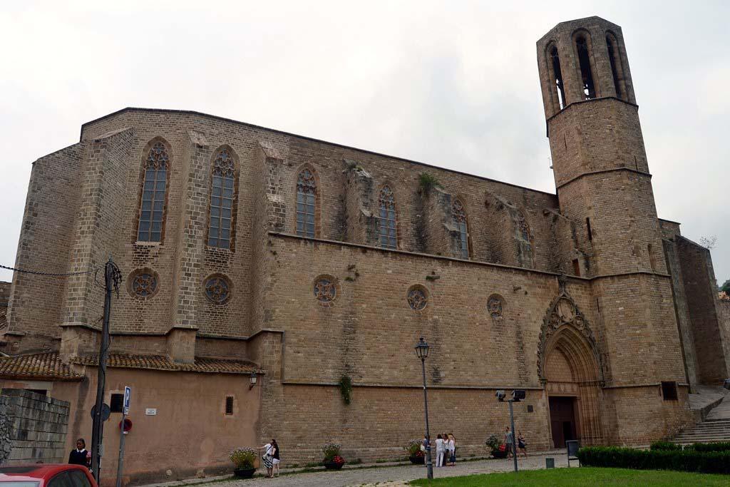 Монастырь Санта-Мария-де-Педральбес, Барселона