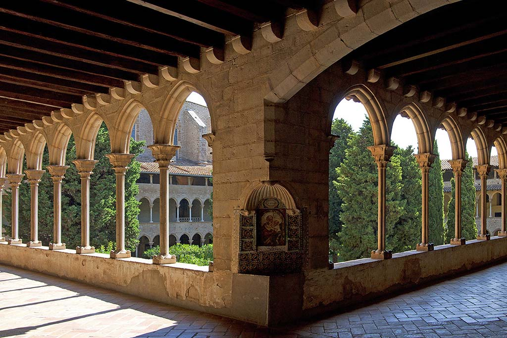 Монастырь Педральбес, фото