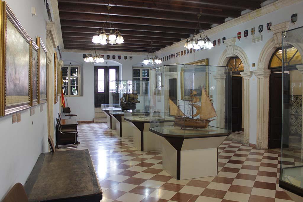 Морской музей Черногории в Которе