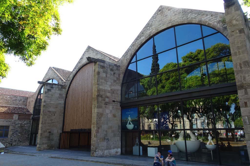 Морской музей, как добраться — Барселона