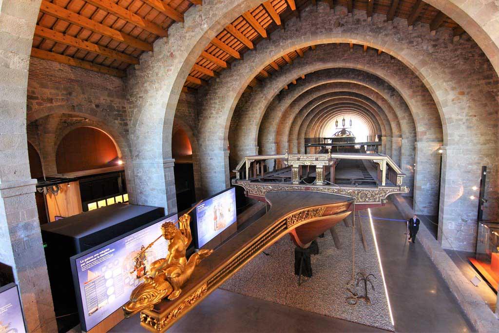 Морской музей Барселона, билеты
