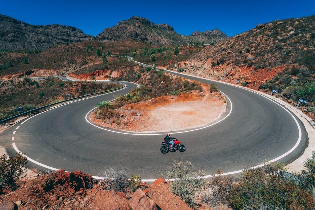 Аренда мотоцикла в Испании