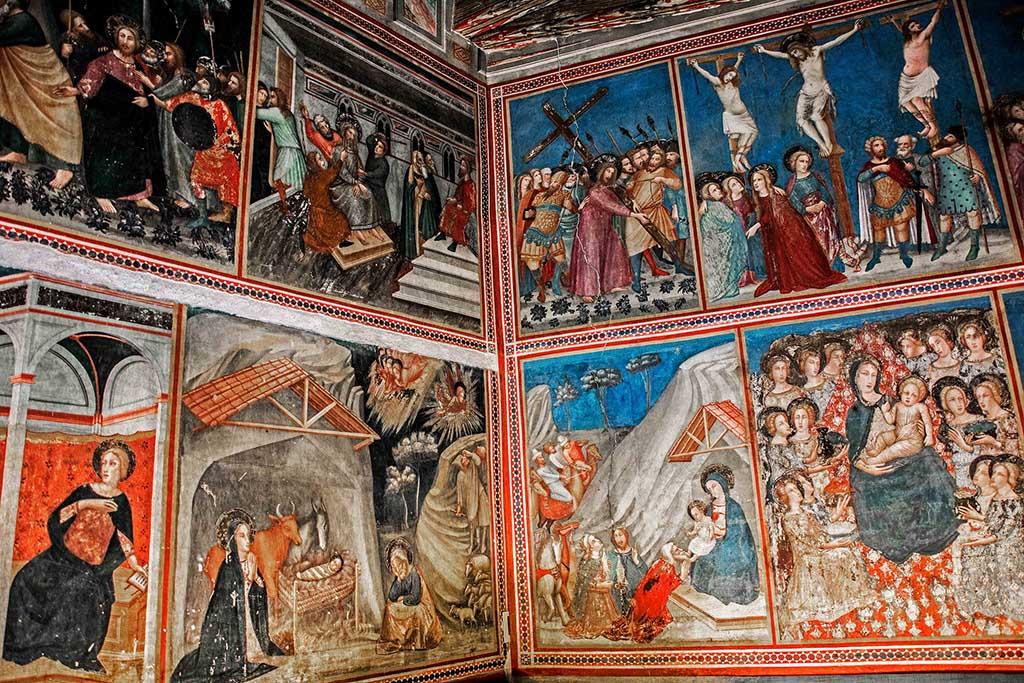 История монастыря Педральбес