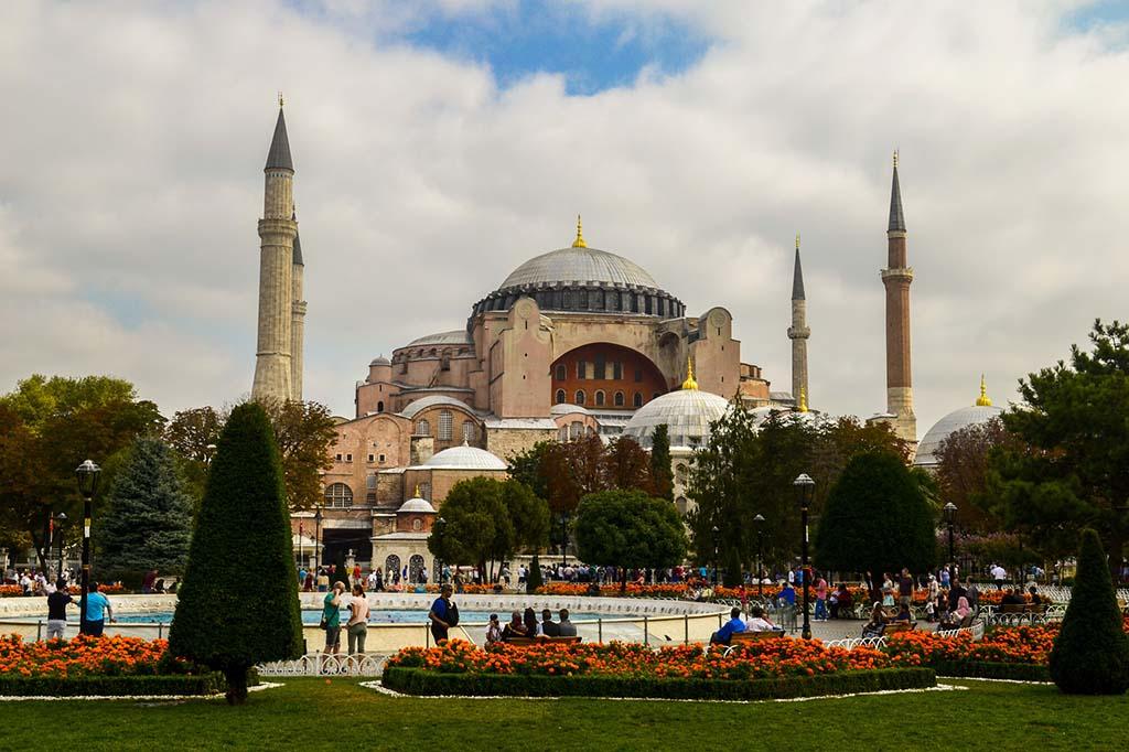 Hagia Sophia, Стамбул