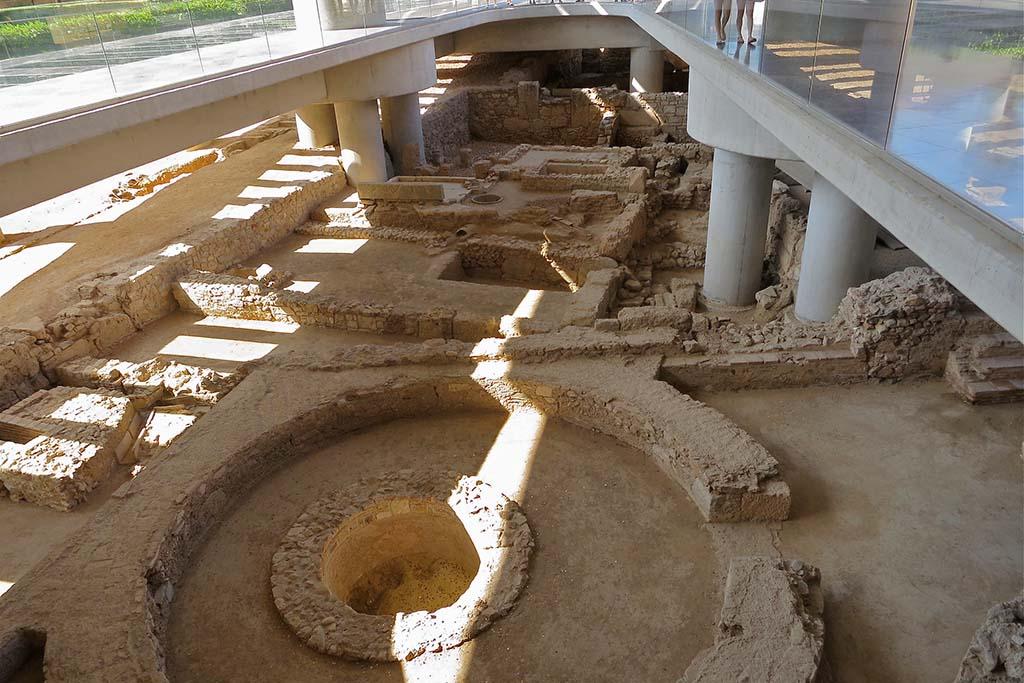 Что посмотреть в музее Акрополя, Афины