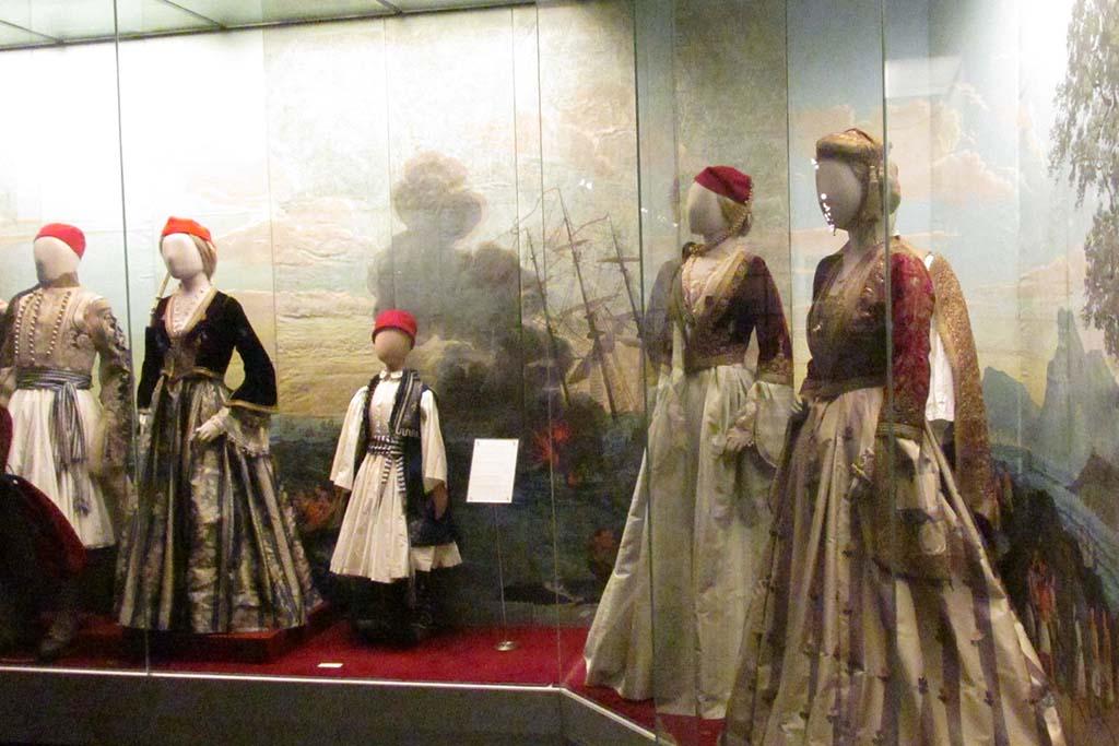 Выставка в музее Бенаки, Афины