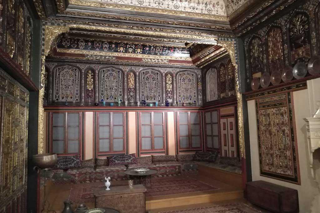 Середина 18 века, музей Бенаки, Афины, фотот