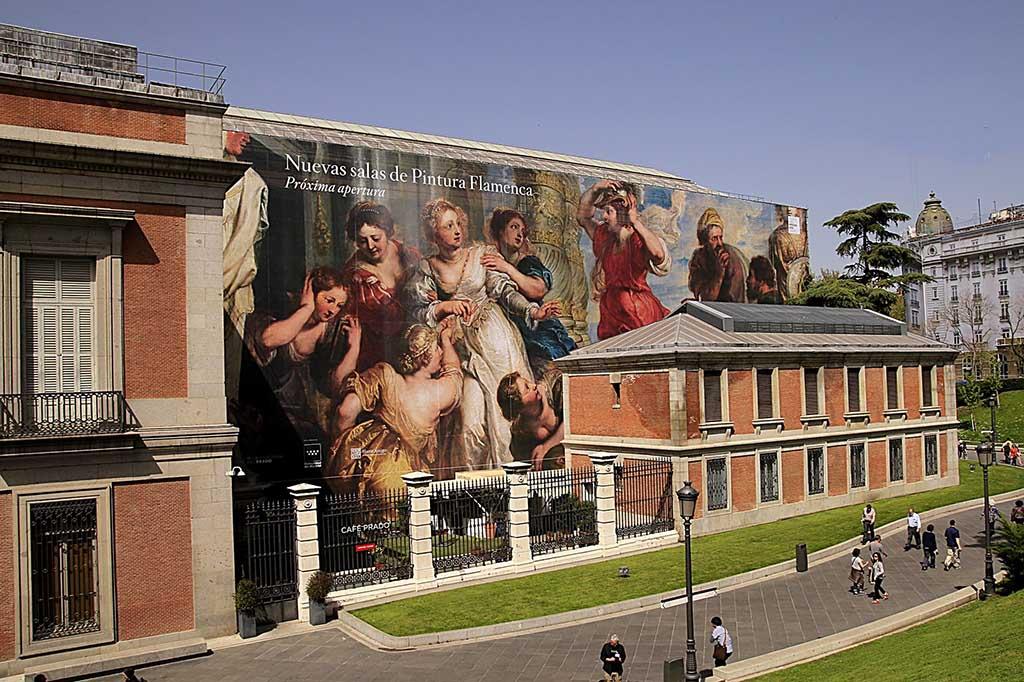 Музей Прадо в Мадриде, Испания