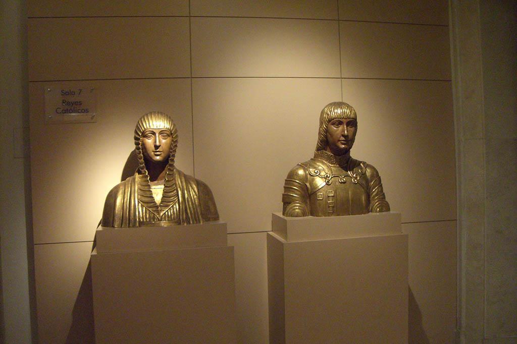 Музей для нумизматов в Мадриде